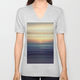 First Light Unisex V-Neck