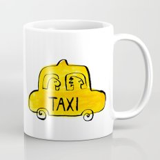 Taxi Mug