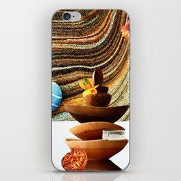 Sand Bowls iPhone Skin