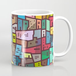 Urban Civilization Coffee Mug