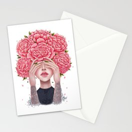 I don't see Stationery Cards