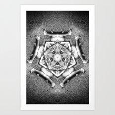 EXORCISM Art Print