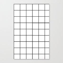 The Minimalist Canvas Print