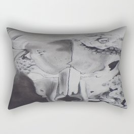 Dead and Alive  Rectangular Pillow