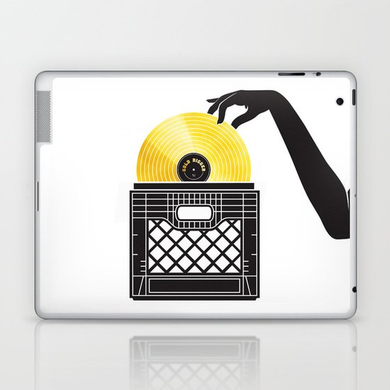 Gold Digger Laptop & iPad Skin