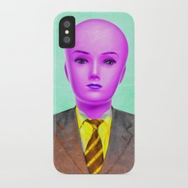 Employee of the Month iPhone Case