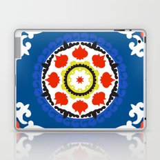 Bold and bright beauty of suzani patterns ver.5 Laptop & iPad Skin