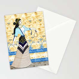 Minoan Beauty Stationery Cards