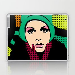 """Twiggy Pop Color"" Laptop & iPad Skin"