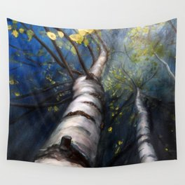 Getting dark Wall Tapestry