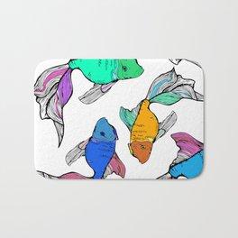 Sea-life Collection - Rainbow Tank Bath Mat