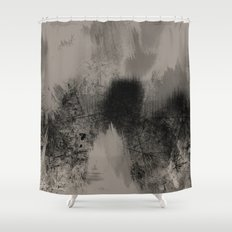 There's Always A Fall Before A Rise Shower Curtain