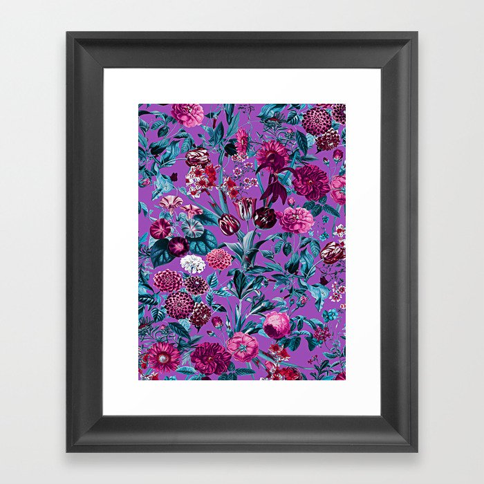 Romantic Floral Pattern