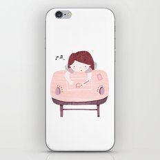Why Home Office? iPhone & iPod Skin