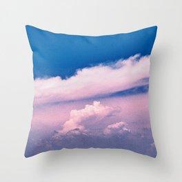 Cloud 08 Throw Pillow