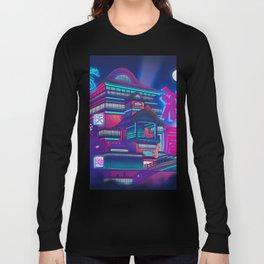 Neon Bath House Long Sleeve T-shirt