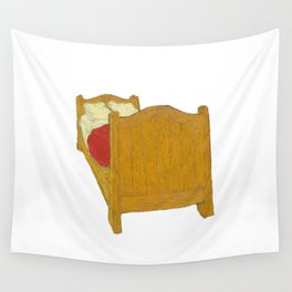 Vincent Van Gogh - The Bedroom Wall Tapestry