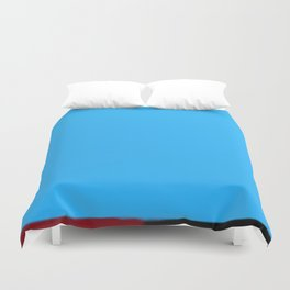 Abstract No 513 By Chad Paschke Duvet Cover