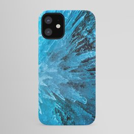 Ice Stalactites iPhone Case