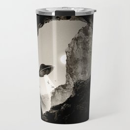 Alien´s Head Travel Mug