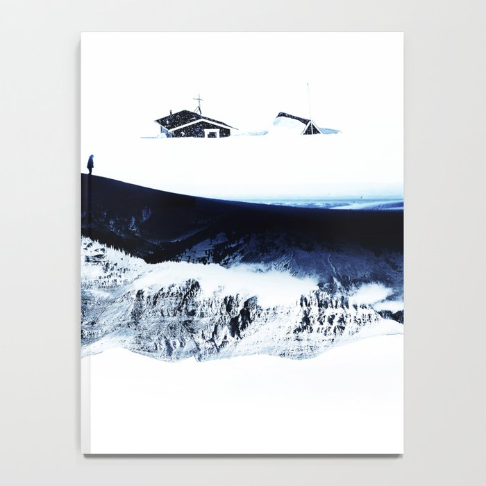 Hiking for Winter Notebook
