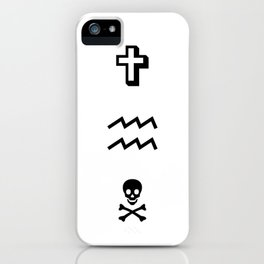 WAVEZ iPhone Case