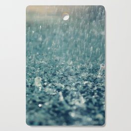 Oh for the love of Rain Cutting Board