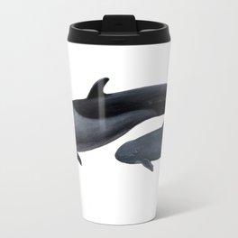 False killer whale Travel Mug