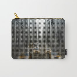 Graphic Art NYC 5th Avenue Traffic V Carry-All Pouch