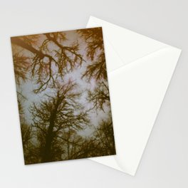 """""""What good is the warmth of summer, without the cold of winter to give it sweetness."""" Stationery Cards"""