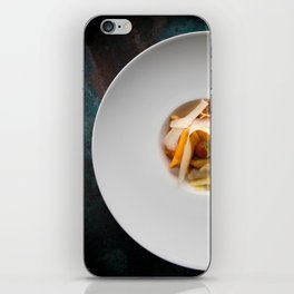 The Art of Food Pasta Heaven iPhone Skin