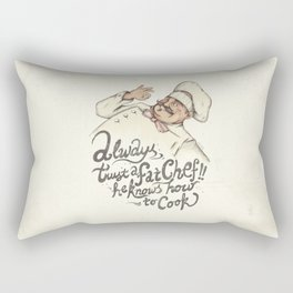CHEF Rectangular Pillow