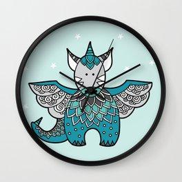 Magical Dragon Wall Clock