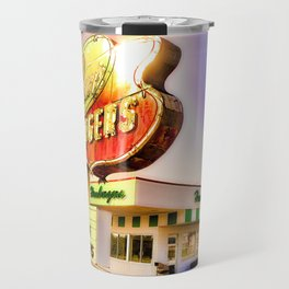 """Burger Dreams"" Travel Mug"