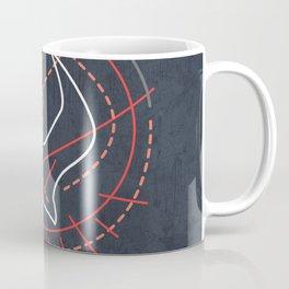 Holy Spirit minimal contemporary illustration Coffee Mug