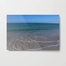 Changing Tides Metal Print