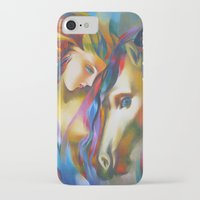 ruben ireland iPhone & iPod Cases featuring Ruben 0 by  Alexandra's Collection