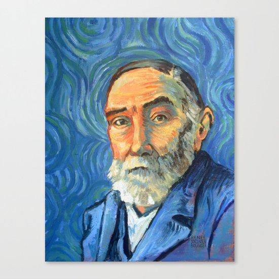 Gottlob Frege Canvas Print