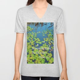 Still Waters Unisex V-Neck