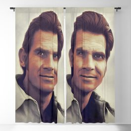 James Brolin, Actor Blackout Curtain