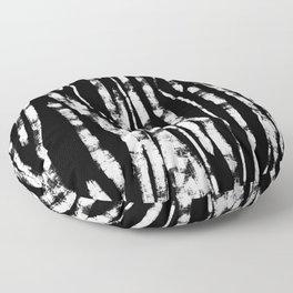 CURVY BIRCH TREE Floor Pillow