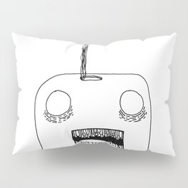 Hole in Head Pillow Sham