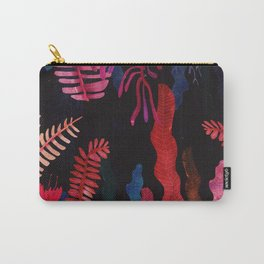 red garden ant nigth with stars Carry-All Pouch