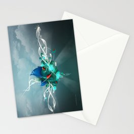 Energy Asker Stationery Cards
