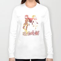 vocaloid Long Sleeve T-shirts featuring VOCASONA by farfin