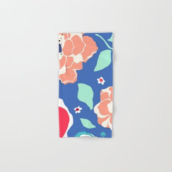 Kate Spade - Floral 2 Hand & Bath Towel