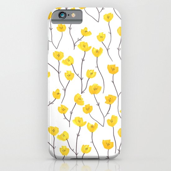 Buttercups iPhone & iPod Case