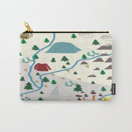 summer camp Carry-All Pouch