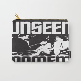 UNSEEN MOMENTS Carry-All Pouch