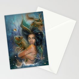 SunQueen Goddess Stationery Cards